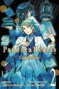 Cover-Bild zu PANDORAHEARTS ~CAUCUS RACE~, VOL. 2 (LIGHT NOVEL) von Jun Mochizuki