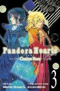 Cover-Bild zu PANDORAHEARTS ~CAUCUS RACE~, VOL. 3 (LIGHT NOVEL) von Jun Mochizuki