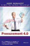 Cover-Bild zu Procurement 4.0 von Kerkhoff, Gerd