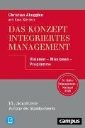 Cover-Bild zu Das Konzept Integriertes Management von Abegglen, Christian