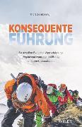 Cover-Bild zu Konsequente Führung von Ebeling, Thorsten