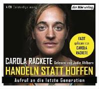 Cover-Bild zu Handeln statt Hoffen von Rackete, Carola