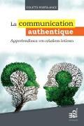 Cover-Bild zu La communication authentique (eBook) von Colette Portelance, Portelance