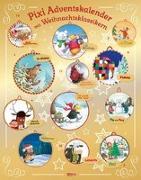 Cover-Bild zu Pixi Adventskalender GOLD 2020 von diverse