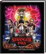 Cover-Bild zu Stranger Inks - Cartoons für Serienjunkies von Diverse