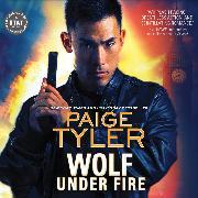 Cover-Bild zu Wolf Under Fire - STAT, Book 1 (Unabridged) (Audio Download) von Tyler, Paige