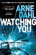 Cover-Bild zu Watching You (eBook) von Dahl, Arne
