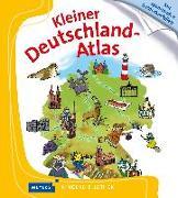 Cover-Bild zu Kleiner Deutschland-Atlas von Weller-Essers, Andrea