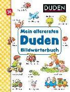 Cover-Bild zu Duden 30+ Mein allererstes Duden-Bildwörterbuch von Weller-Essers, Andrea