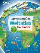 Cover-Bild zu Meyers großer Weltatlas für Kinder von Weller-Essers, Andrea