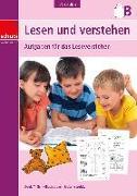 Cover-Bild zu Lesen und verstehen 1./2. Schuljahr. Ausgabe B. Kopiervorlagen