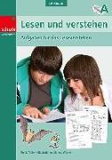 Cover-Bild zu Lesen und verstehen 5./6. Schuljahr. Aufgabe A. Kopiervorlagen