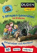 Cover-Bild zu Duden Leseprofi - 3-Minuten-Leserätsel für Erstleser: Geheimnisse und Abenteuer von Moll, Susanna