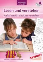 Cover-Bild zu Lesen und verstehen 1./2. Schuljahr. Ausgabe A. Kopiervorlagen