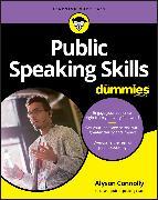 Cover-Bild zu Public Speaking Skills For Dummies (eBook) von Connolly, Alyson