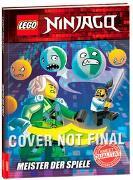 Cover-Bild zu LEGO® NINJAGO® - Meister der Spiele von Behling, Steve