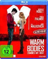 Cover-Bild zu Warm Bodies von Levine, Jonathan