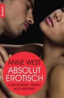 Cover-Bild zu Absolut erotisch von West, Anne