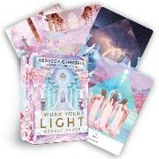 Cover-Bild zu Work Your Light Oracle Cards von Campbell, Rebecca