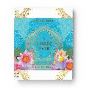 Cover-Bild zu A Yogic Path Reflective Journal von Ketabi, Sahara Rose