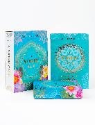 Cover-Bild zu A Yogic Path Oracle Deck and Guidebook (Keepsake Box Set) von Ketabi, Sahara Rose