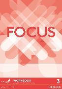 Cover-Bild zu Focus BrE Level 3 Workbook von Brayshaw, Daniel