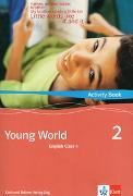 Cover-Bild zu Young World 2. English Class 4 von Arnet-Clark, Illya