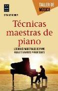 Cover-Bild zu Tecnicas Maestras de Piano von Gordon, Stewart