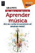 Cover-Bild zu Aprender música (eBook) von Peretz, Isabelle