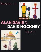 Cover-Bild zu Alan Davie and David Hockney von Clayton, Eleanor (Hrsg.)