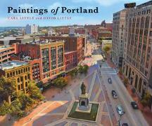 Cover-Bild zu Paintings of Portland (eBook) von Little, Carl