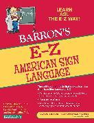 Cover-Bild zu E-Z American Sign Language von Stewart, David A.