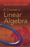 Cover-Bild zu A Course in Linear Algebra von Damiano, David B.