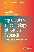 Cover-Bild zu Explorations in Technology Education Research (eBook) von Williams, P John (Hrsg.)
