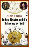 Cover-Bild zu Leibniz, Newton und die Erfindung der Zeit (eBook) von De Padova, Thomas
