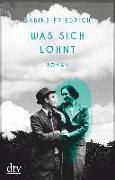 Cover-Bild zu Was sich lohnt von Friedrich, Sabine