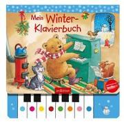 Cover-Bild zu Mein Winter-Klavierbuch von Scharff-Kniemeyer, Marlis (Illustr.)