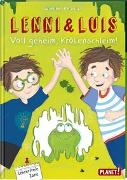 Cover-Bild zu Lenni und Luis 2: Voll geheim, Krötenschleim! von Rhodius, Wiebke