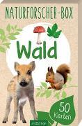 Cover-Bild zu Naturforscher-Box - Wald von Wagner, Eva