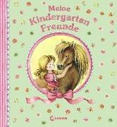 Cover-Bild zu Meine Kindergarten-Freunde (Ponys) von Loewe Eintragbücher (Hrsg.)