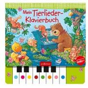 Cover-Bild zu Mein Tierlieder-Klavierbuch von Birkenstock, Anna Karina (Illustr.)