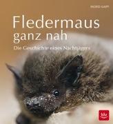 Cover-Bild zu Fledermaus ganz nah von Kaipf, Ingrid