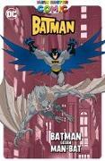 Cover-Bild zu Mein erster Comic: Batman gegen Man-Bat von Manning, Matthew K.