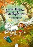 Cover-Bild zu Kleines Einhorn Funkelstern. Vorlesegeschichten aus dem Wunschwald von Berg, Mila