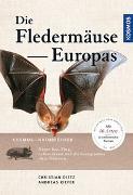Cover-Bild zu Naturführer Fledermäuse Europas von Dietz, Christian