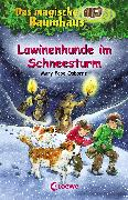 Cover-Bild zu Das magische Baumhaus 44 - Lawinenhunde im Schneesturm (eBook) von Osborne, Mary Pope