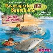 Cover-Bild zu Der Ruf der Delfine (Audio Download) von Osborne, Mary Pope