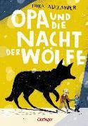 Cover-Bild zu Opa und die Nacht der Wölfe von Alexander, Nora