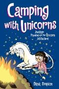 Cover-Bild zu Camping with Unicorns (Phoebe and Her Unicorn Series Book 11) (eBook) von Simpson, Dana