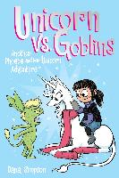 Cover-Bild zu Unicorn vs. Goblins (Phoebe and Her Unicorn Series Book 3) (eBook) von Simpson, Dana